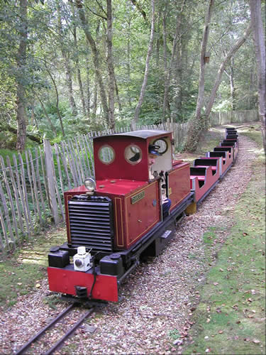 Wellington Country Park Railway - Miniature Railway World